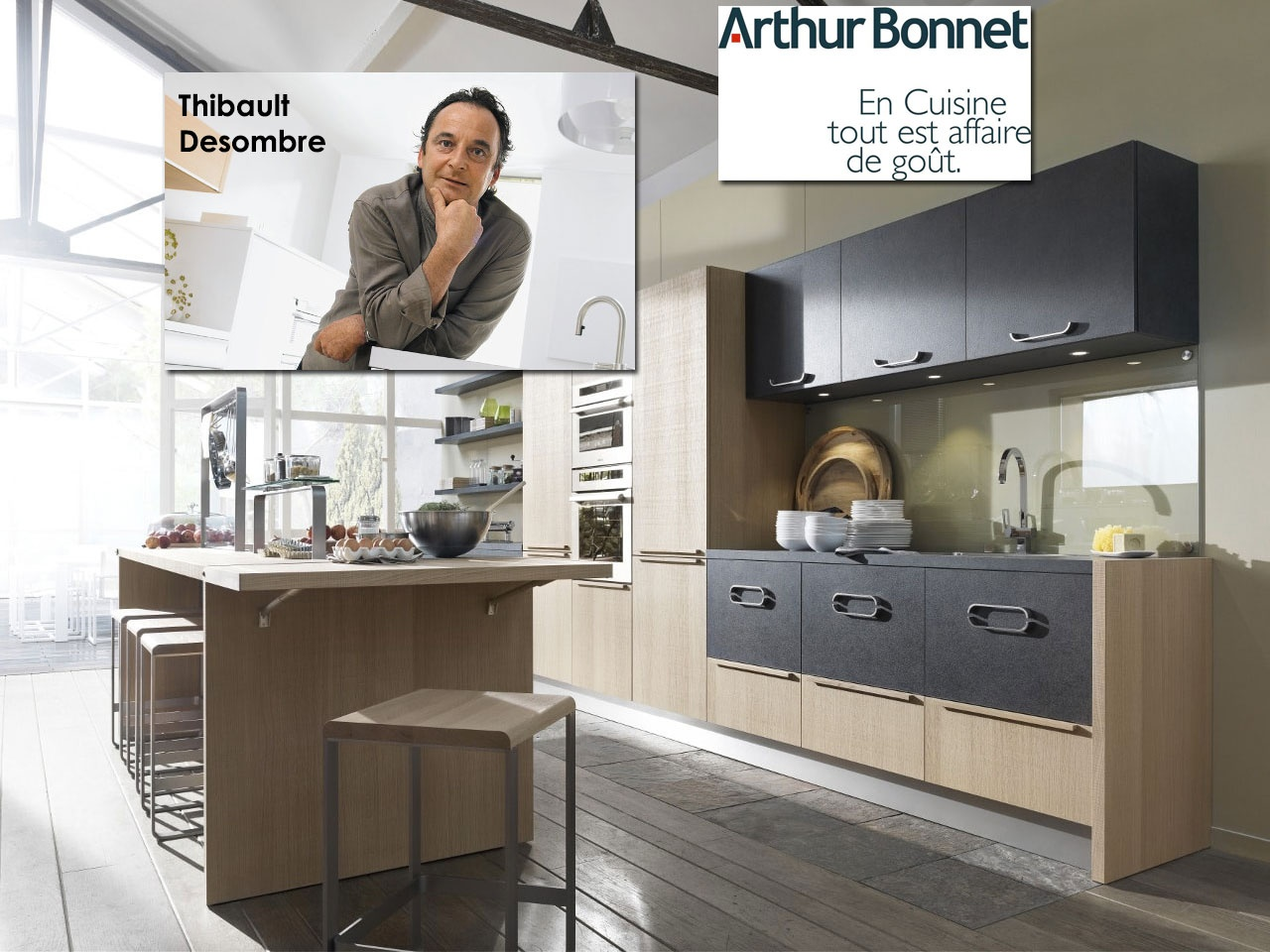 Univers habitat march cuisine arthur bonnet f te le for Cuisine arthur bonnet
