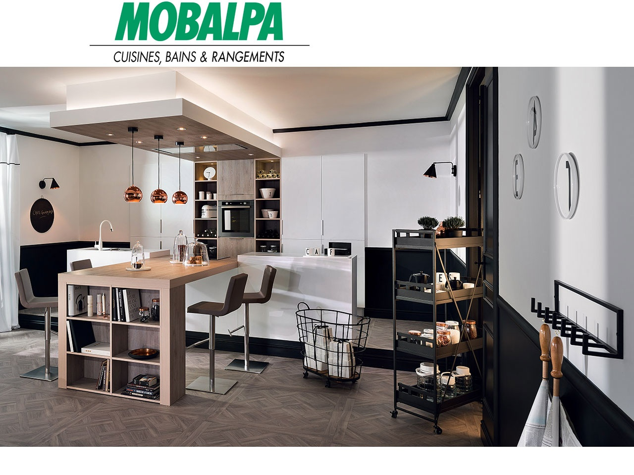 Univers Habitat Marche Cuisine Mobalpa Made In France