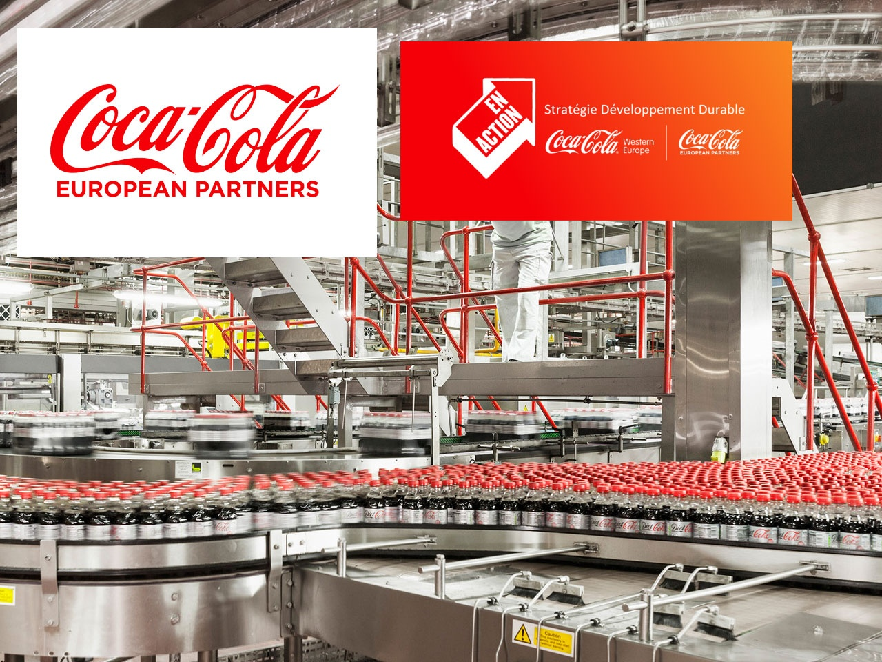 Coca Cola European Partners France investit 18 M€ dans son usine de Socx (59) en France