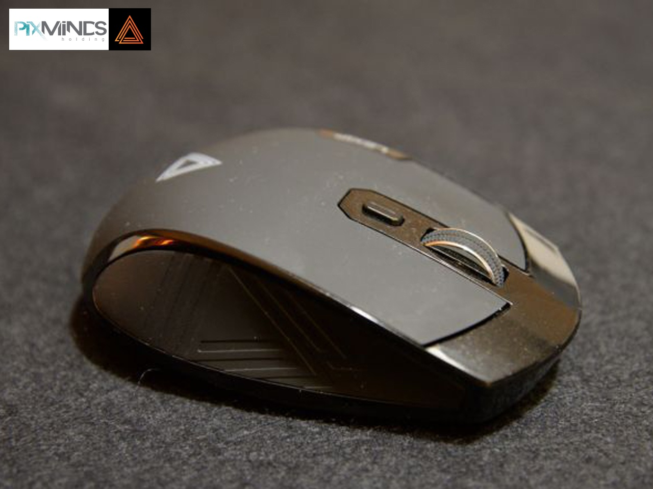 Lexip présente la souris gaming Made in France la plus innovante