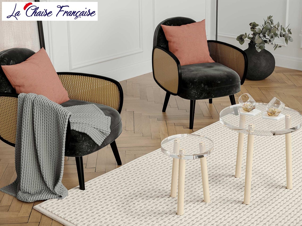 La Chaise Fran�aise s'inspire du mobilier d'antan pour une d�co design et Made in France