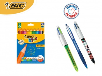 Bic : des objets cultes Made in France