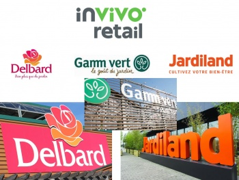 InVivo Retail confirme l'acquisition de Jardiland