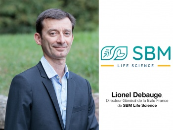 Lionel DEBAUGE prend la direction de SBM Life Science France