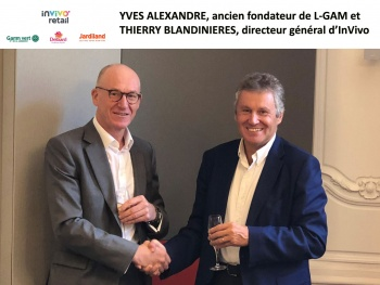 InVivo Retail finalise l'acquisition de Jardiland