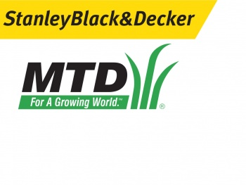 Stanley Black & Decker a conclu un accord ferme pour acquérir 20% du capital de MTD Products Inc.
