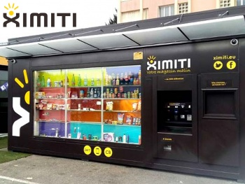 XIMITI, le 1er magasin automatique 100% Made in France à Franchise Expo