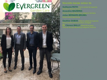 Evergreen Garden Care : innover pour tendre vers l'excellence naturelle & durable.