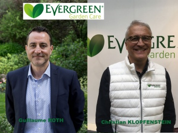 Changement de direction chez Evergreen Garden Care France