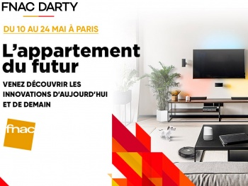 Fnac Darty lance son appartement du futur