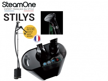 SteamOne arrive avec une innovation exclusive Made in France :STILYS  Start & Stop !
