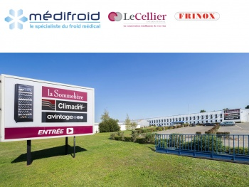 Le groupe FRIO poursuit son développement avec 3 acquisitions : Médifroid, Le Cellier International et Frinox