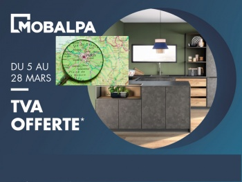 Le réseau Mobalpa mutualise sa communication en àŽle de France