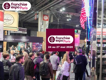 FRANCHISE EXPO PARIS 2020 REPORTé DU 24 AU 27 MAI 2020