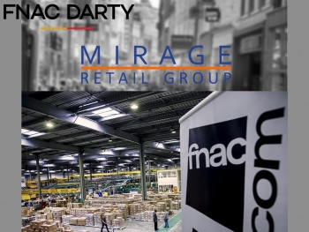 Fnac Darty entre en négociation exclusive avec Mirage Retail Group en vue de la cession de sa filiale BCC aux Pays-Bas