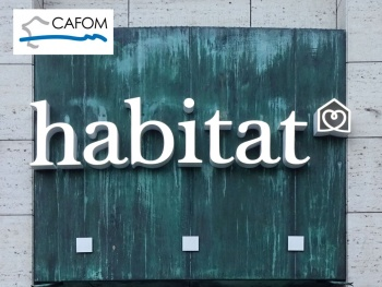 CAFOM : Signature des accords de cession d'Habitat Design International