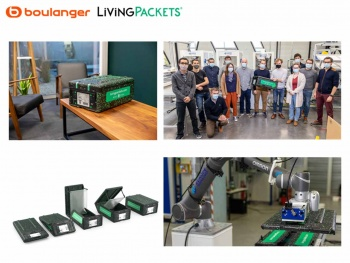 CES 2021 : Boulanger entre en phase de test avec THE BOX de LivingPackets
