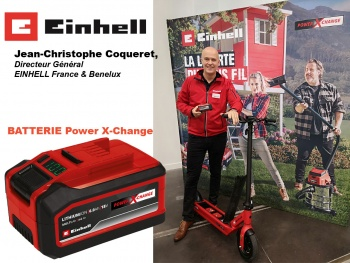 EINHELL, MULTIPLIE LES POSSIBLES ! !