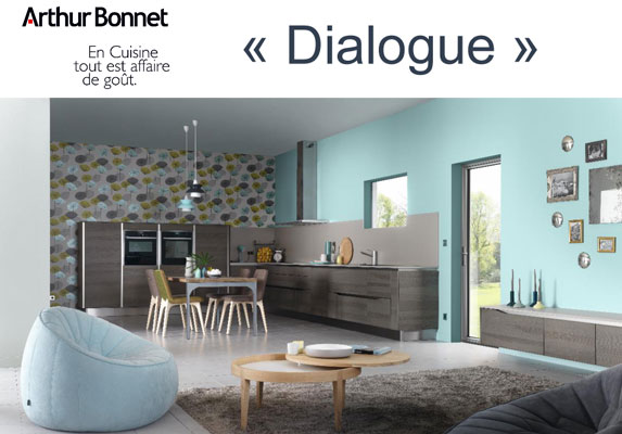 univers habitat march cuisine dialogue sur un air de maison de famille. Black Bedroom Furniture Sets. Home Design Ideas