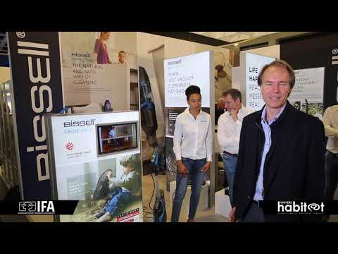 IFA 2018 - BISSELL