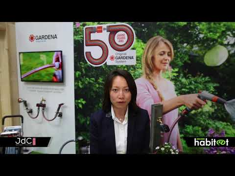 Interview Jdc 2018 : Gardena : Julie Hoang Directrice Marketing et Communication Europe du Sud